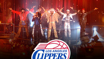 Village People Singer -- Issuing 'Y.M.C.A.' Ban on Clippers