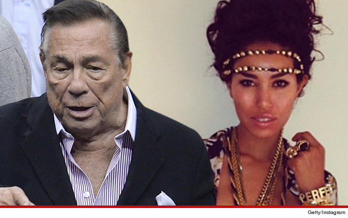 Donald Sterling Girlfriend Recording