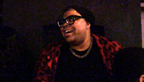 Magic's Son EJ Johnson -- I'm Also Boycotting the Clippers