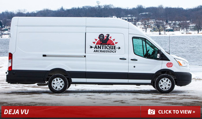 American pickers ford transit newhairstylesformen2014 com