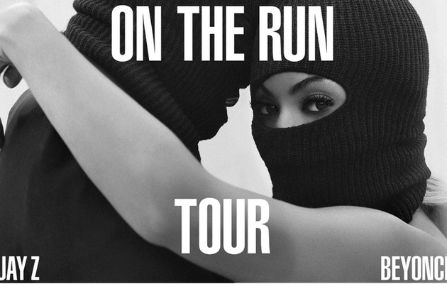 "Beyonce & Jay-Z Announce ""On the Run"" Summer Tour"