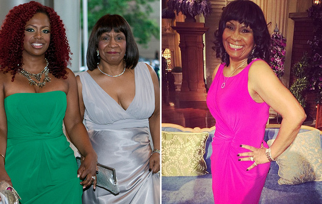 "Mama Joyce Reveals 40-Pound Weight Loss on ""Real Housewives"" Reunion"