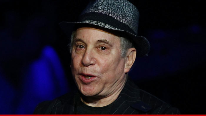 Paul Simon Arrested
