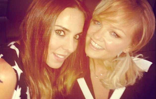 Spice Girls Reunite at Victoria Beckham's 40th Birthday Party!