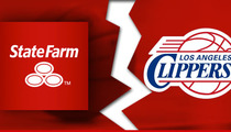 State Farm: Clippers Relationship Paused ... But the Door's Still Open