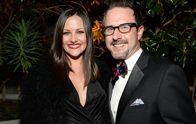 David Arquette Welcomes Baby Boy with Girlfriend Christina McLarty