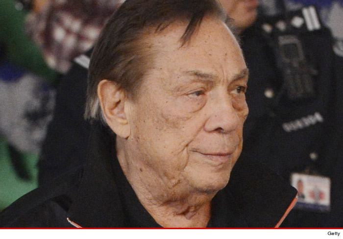 Donald Sterling Not Selling Clippers
