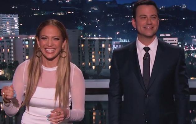 "Jennifer Lopez Deconstructs ""I Luh Ya Papi"" Lyrics -- See Funny Clip!"
