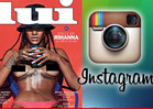 Rihanna Nude Photos -- Instagram Warns: Stop Showing Your Nips!