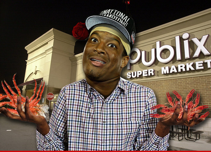 Jameis winston stealing crab legs amp crawfish cops have video of