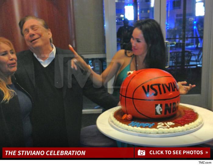 V. Stiviano Birthday