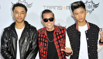 Young Money Sued By Teen Group -- You Can't Just Dump Us ... PAY UP