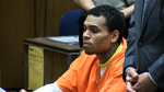 Chris Brown in Court -- Worse for Wear After 7 Weeks in Jail