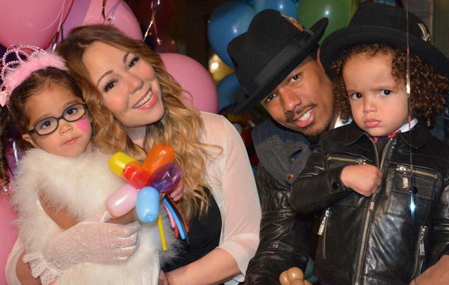 Mariah Carey and Nick Cannon Celebrate Twins' 3rd Birthday with Big Bash!
