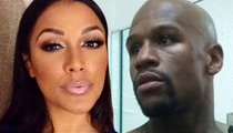 Floyd Mayweather's Ex-Fiancee -- Floyd Will NEVER Own the Clippers After Blasting Me With 'Abortion' Post