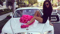 """Shahs of Sunset"" Star Lilly Ghalichi Surprised with Rolls Royce on Her Birthday"
