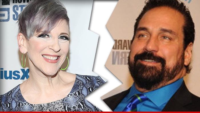 Lisa Lampanelli Divorce