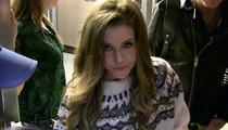 Lisa Marie Presley Cancels Tour -- My Spine Is Holding Me Back