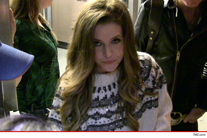 Lisa Marie Presley Cancels Tour