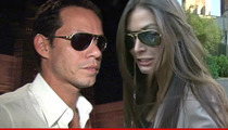 Marc Anthony Divorce -- He's Hiding His Millions ... Ex-Wife Tells Judge