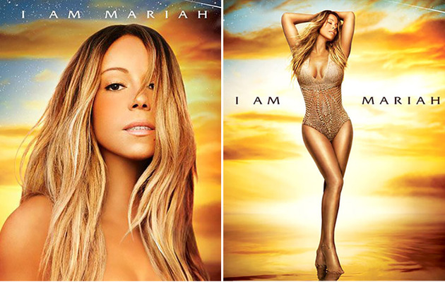 Mariah Carey Releases Album Name & Cover For Me. I Am Mariah… The Elusive Chanteuse!