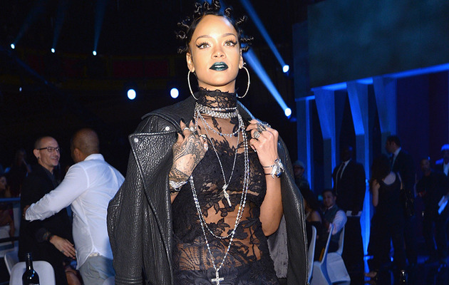 iHeartRadio Award Fashion: The Good, The Bad, The Rihanna