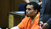 Chris Brown in Court -- Worse for Wear After 7 Weeks in Jail [VIDEO]