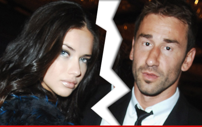 Adriana Lima Husband Split