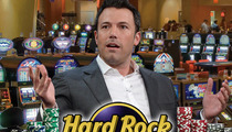 Ben Affleck Kicked Out Of Hard Rock Casino for Counting Cards