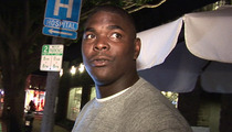 Keyshawn Johnson -- CLEARED After Domestic Violence Arrest