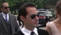 Marc Anthony Rails on the Stand -- It'd Be 'Tragic' To Pay Her More Child Support