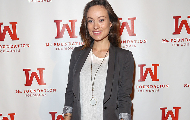 Olivia Wilde Hits Red Carpet 12 Days After Giving Birth