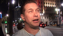 Stephen Baldwin Arrested -- Busted for Driving on a Suspended License