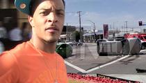 T.I. Rescues Car Crash Victim ... 'Hey, Are You T.I.?'