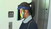 V. Stiviano -- At Least I'm Good For the Visor Biz