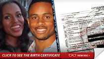 Kerry Washington's Baby Born -- 'Scandal' Star Gives Birth ... VERY SECRETLY!