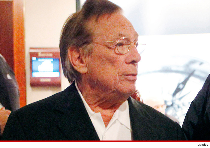 Donald Sterling Suing NBA