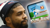 Arian Foster – LOST BET, REFUSES TO PAY UP … Says 'Fun Run' Savant