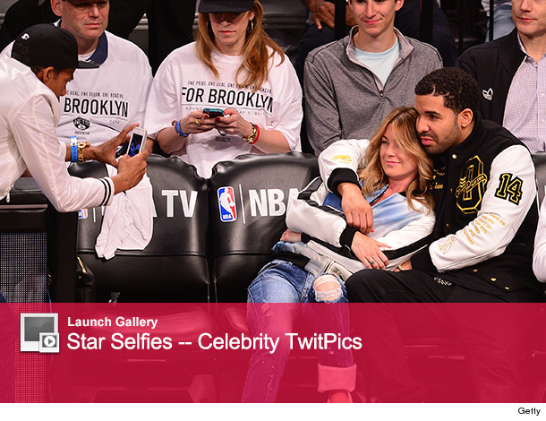 Ellen Pompeo and Drake Nets Game