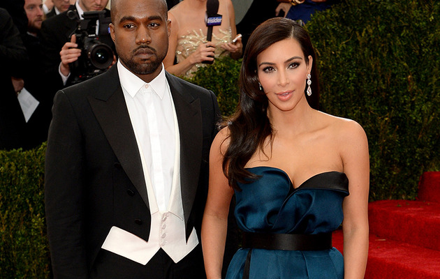 Kim Kardashian Shows Major Leg at Met Gala After Last Year's Fiasco