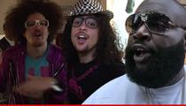 LMFAO -- Rick Ross Is a FAKE Thug!