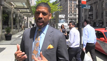 Kevin Johnson -- 'Adam Silver Is an American Hero'