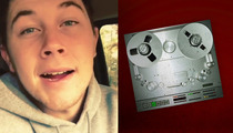 Scotty McCreery Home Invasion -- Hear the 911 Call