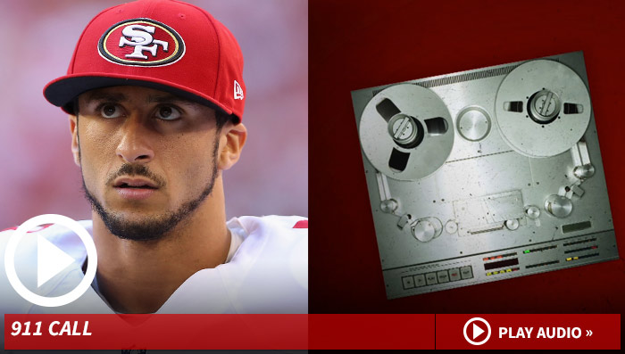 TMZ Sports has obtained the 911 calls made the night the 49ers QB and