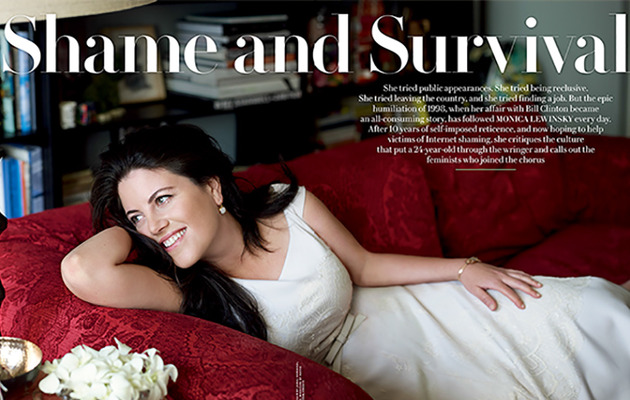 Monica Lewinsky Speaks Out About Affair with President Clinton!