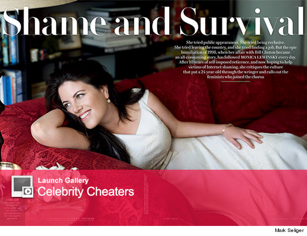 Monica Lewinsky Vanity Fair