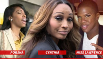RHOA Star Cynthia Bailey On Porsha Williams' Gay Rant -- She's a Flip-Flopper!