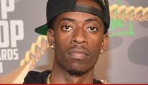 Rich Homie Quan -- Suffers Double Seizures, Cracks Head on Music Video Set
