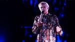 Miley Cyrus -- Bizarre London Speech -- Smoke Weed & Get Laid Kids!!!