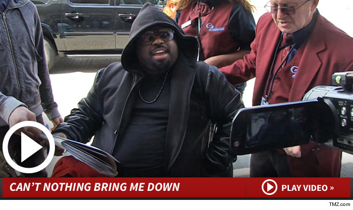 CeeLo Green Happy
